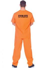 Orange Prison Jumpsuit Halloween Costume Prisoner U0026 Convict Costumes Purecostumes