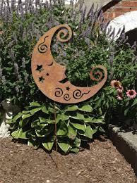 Garden Metal Decor with Collection In Garden Metal Decor Unique Metal Garden Art Related