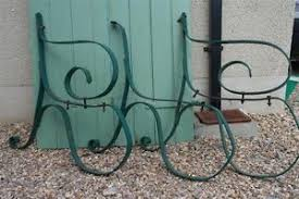 wrought iron bench ends antique wrought iron plant stands on popscreen