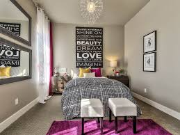 Guest Room Decor by Transitional Guest Bedroom With Retro Signz Inspirational Wall