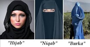 is there any country where muslim women don u0027t wear burqas