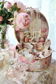 661 best rose print boxes and tins images on pinterest crafts