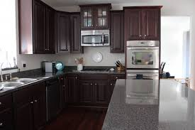 wood kitchen cabinets with grey walls our home from scratch