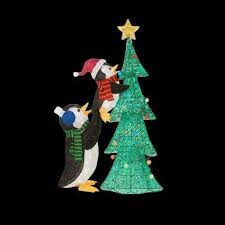 Outdoor Christmas Decorations Lighted Presents by Christmas Yard Decorations Outdoor Christmas Decorations The
