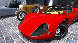 alfa romeo stradale alfa romeo stradale 33 add on replace gta5 mods com