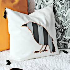 Creepy Home Decor 15 Cute And Creepy Throw Pillow Designs You Can Paint This Minute
