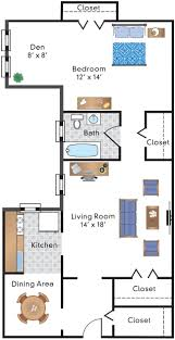 Hearst Tower Floor Plan by Sedgwick Gardens Rentals Washington Dc Apartments Com