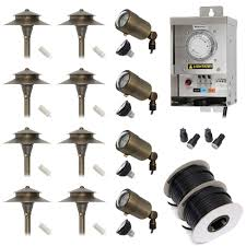 low voltage led landscape lighting kits what s new in low voltage outdoor landscape lighting kits