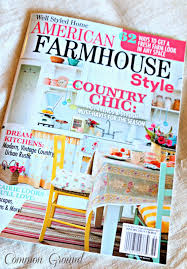 common ground american farmhouse style