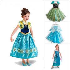 Elsa Halloween Costume Girls Aliexpress Image