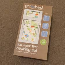 Grobag Zip Duvet Review Gro To Bed Toddler Bedding Real Mum Reviews