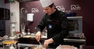cours cuisine chef cours de cuisine au pays basque david ibarboure rejoint les