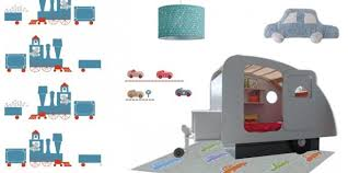 image d une chambre chambre enfant voiture décoration voiture pour chambre garçon ma