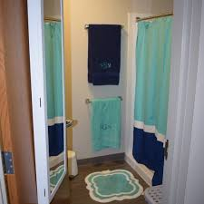 university of kansas self dorm bathroom idea ku college life