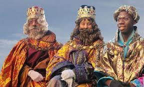 imagenes de los reyes magos y sus animales los reyes magos llegan este martes a c lm cargados de caramelos y