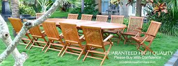 Wholesale Teak Patio Furniture Discount Teak Outdoor Furniture Set Garden Furniture Teak