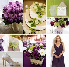 white gold and purple wedding delores s another popular theme within the vintage wedding