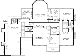 sugarberry cottage floor plan sugarberry georgian home plan 055s 0098 house plans and more