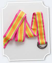 ribbon belt offray grosgrain ribbon belt