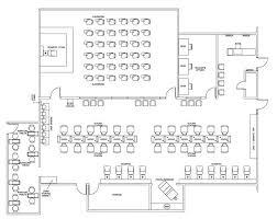 floorplan layout technical floor plan design layout 4040 square