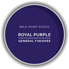 charming cm purples royal purple milk paint stock color general