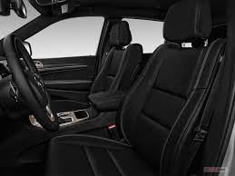 Jeep Grand Cherokee Srt Interior 2017 Jeep Grand Cherokee Srt 4x4 Specs And Features U S News