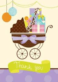 Modern Mommy Baby Shower Theme - modern mommy baby shower thank you notes 8 count by amscan 6 09
