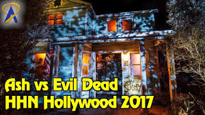 how to print halloween horror nights tickets ash vs evil dead maze highlights at halloween horror nights