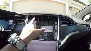 tesla navigation trip planner is awesome youtube