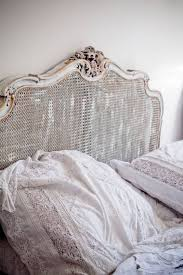Shabby Chic White Bed Frame by Best 20 French Bed Ideas On Pinterest French Bedding French