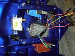 wiring diagram for regulator performance scooter tuning
