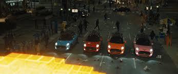 sony pictures u0027 new pixels movie has four mini cooper s hatchbacks