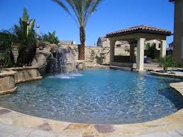 Decorating Around The Pool Spice Up Your Santa Clarita Pool With These Water Features
