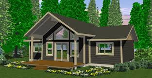 Vacation Cabin Plans Download Cottage Design Solidaria Garden