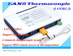 android thermometer lan2k1 2 pcsensor rding tech