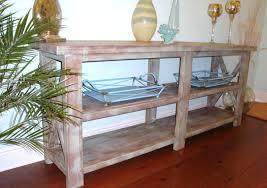 ana white console table furniture ana white coastal chic designs rustic console table diy