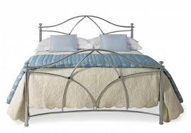 obc bansha 5ft kingsize chrome bed frame by original bedstead company