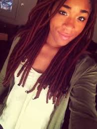 hair style with color yarn one of my most recent looks yarn dreads i loved these and the