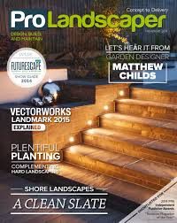 pro landscaper november 2014 by eljays44 issuu