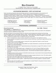 exles of accounting resumes model resume for accountant accounting resume sle professional