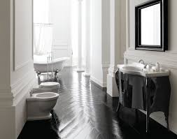 black and white bathroom decor ideas bathroom retro black and white bathroom decor with clawfoot