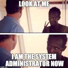 Windows Meme - when windows help tells me to ask my administrator meme guy