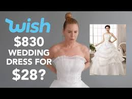 wedding dress for i bought a 28 wedding dress on wish skip2mylou