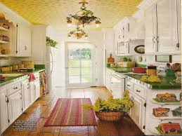 pictures of small country kitchens mutfamda country with pictures