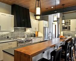 chic kitchen counter bar counter bar ideas pictures remodel and