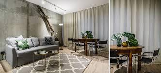 contemporary flat in poland viskas apie interjerą
