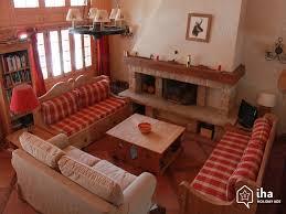 chalet 5 chambres à louer location chalet à la comballaz iha 77956