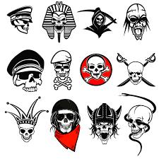 skull graphic designs free clip free clip