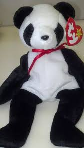 ty valentino ty valentino beanie baby error suface and origiinal on hang tag