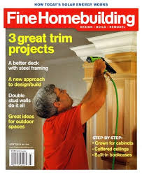 fine homebuilding magazine discountmags com